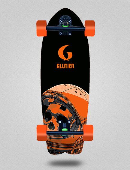 Glutier cruiser: Space mirror orange 29
