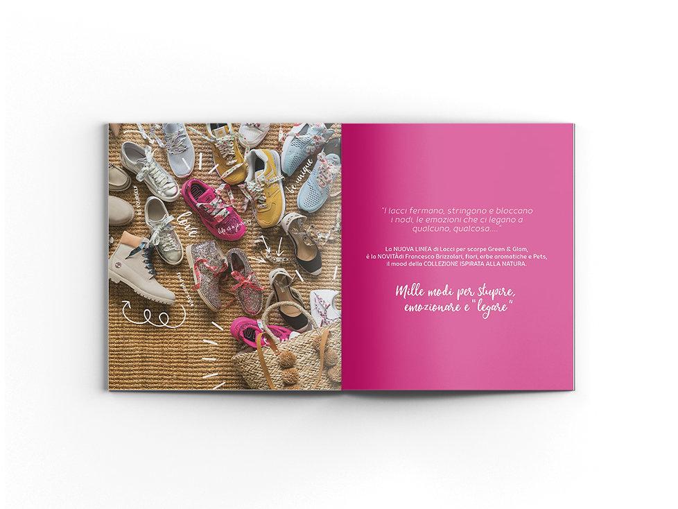 Introduzione catalogo Green&Glam - lacci e nastri