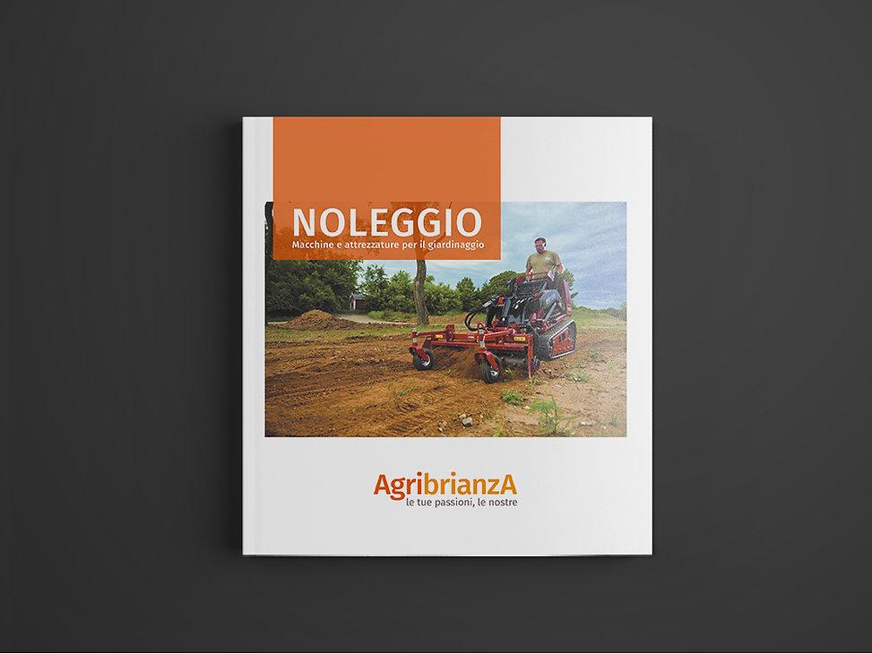 Catalogo mockup impaginazione design