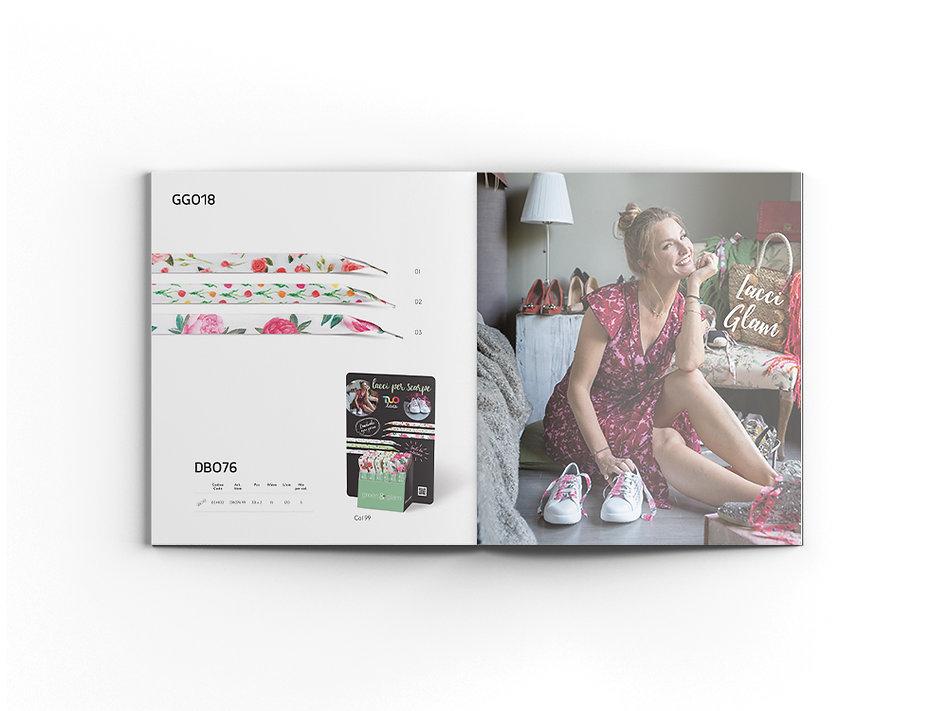 Catalogo Green&Glam Lacci flower