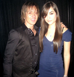 Johnny Alonso and Sasha Grey