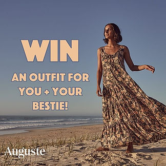 WIN an outfit for YOU + YOUR BESTIE from