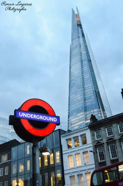"photo ""The shard"" Londres"
