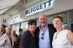 Portrait de la Famille LEGGETT