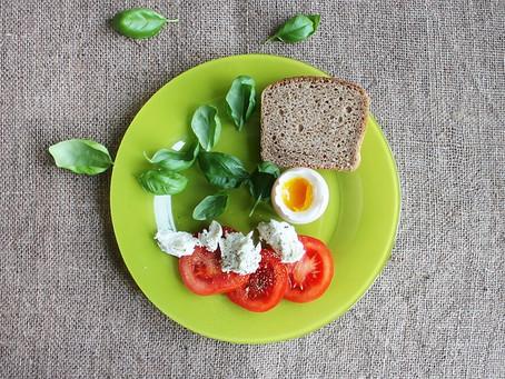 תזונה לסכרת - איך לתכנן ארוחה
