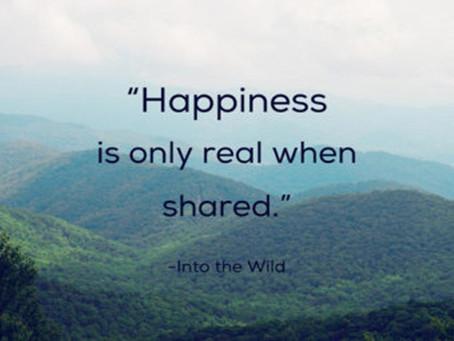 עד קצה העולם - איך להיות מאושר?