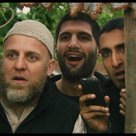Four Lions, make-up designer, featuring Riz Ahmed, Nigel Lindsay, Kayvan Novak, Arsher Ali, Adeel Akhtar