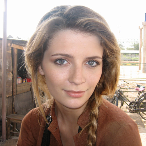 Filming in India with Mischa Barton