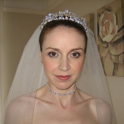 Bride hair & make-up