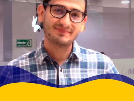 Voces de nuestra gestión: Cristian Arias un caso de éxito médico