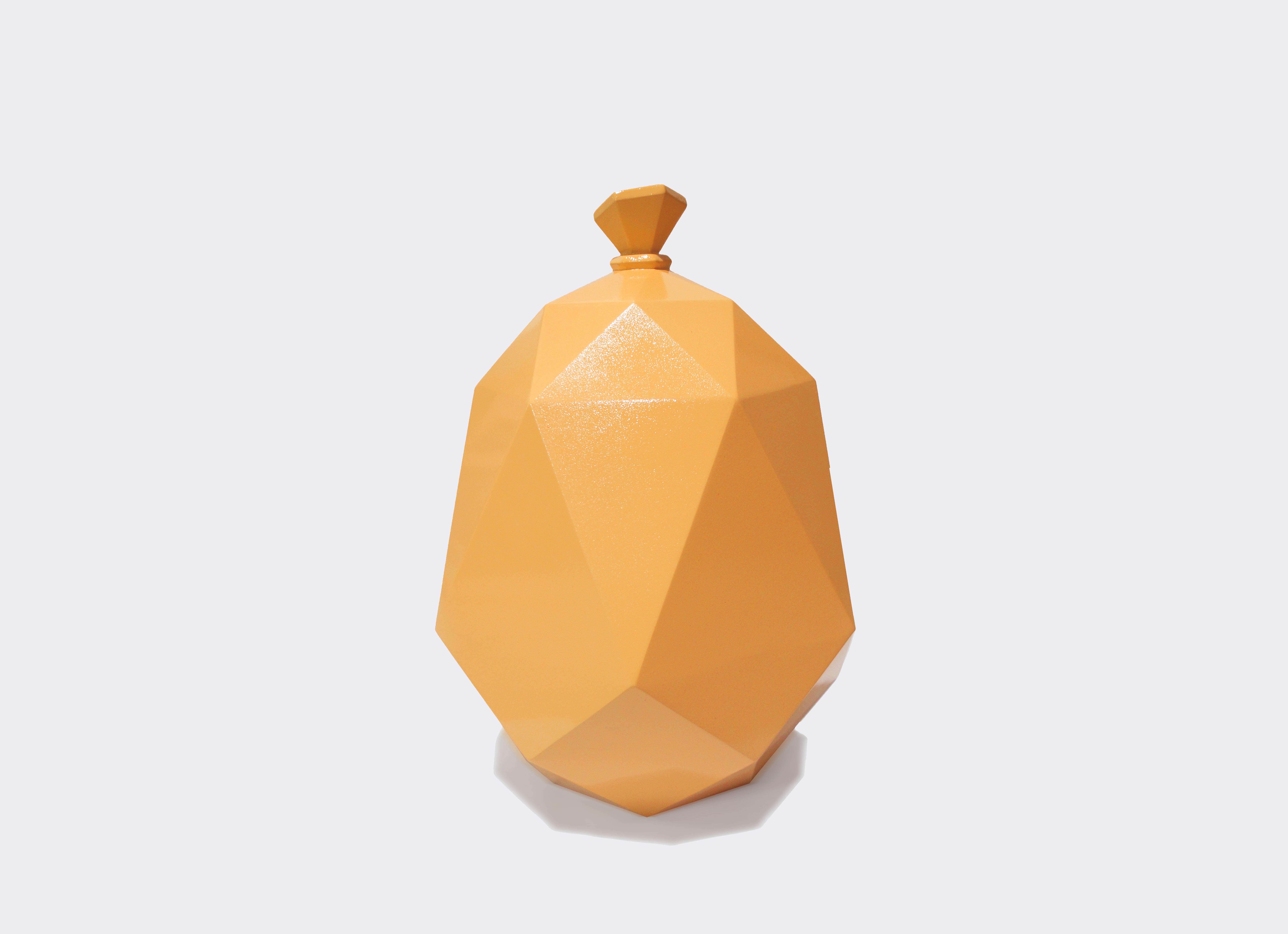 Polygon Balloon - Orange