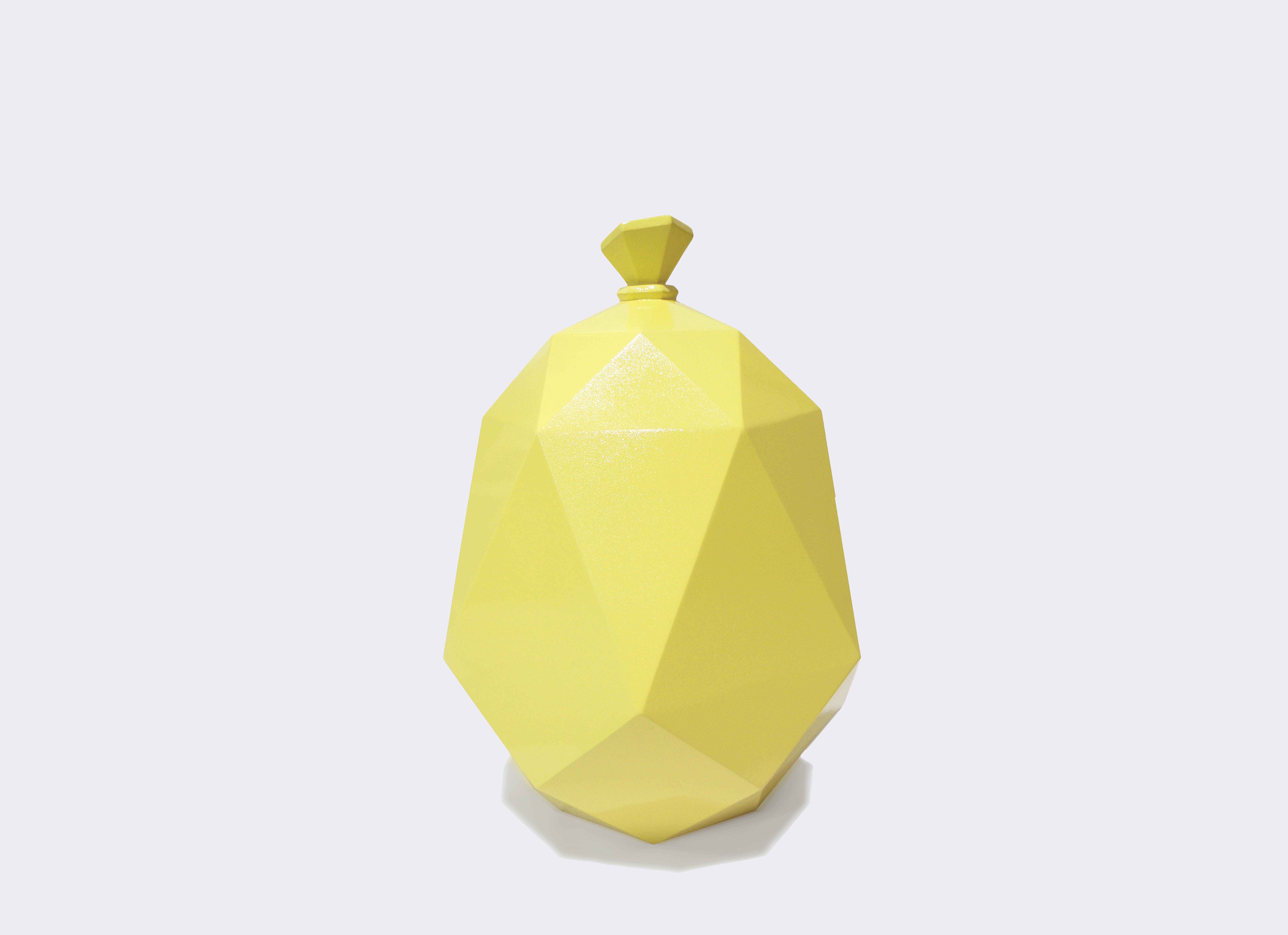 Polygon Balloon - Yellow