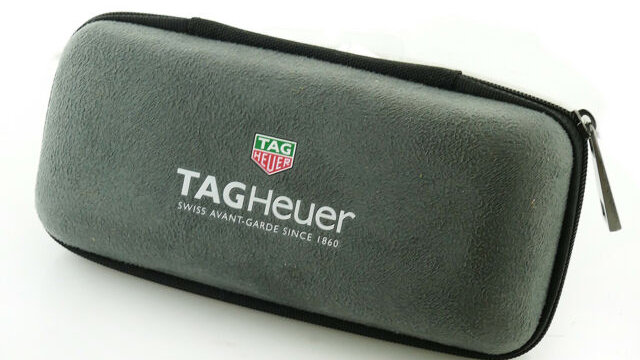 Tag Heuer Travel Case for Watches / Glasses