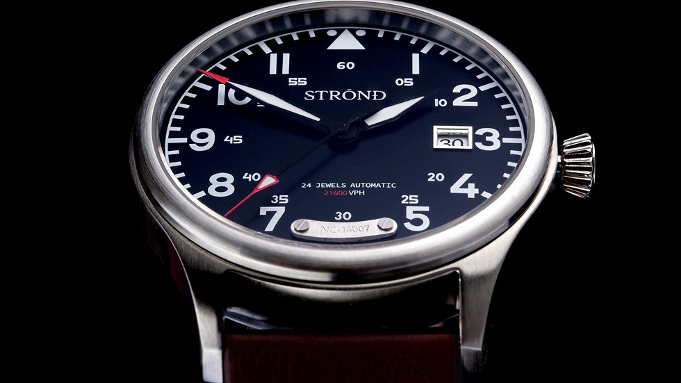 Limited Edition STROND DC-3 Automatic Watch