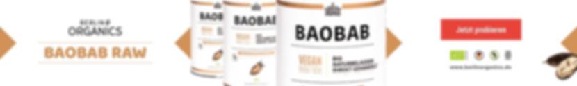 Baobab Raw von Berlin Organics