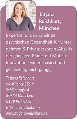 Coach Tatjana Reichhart