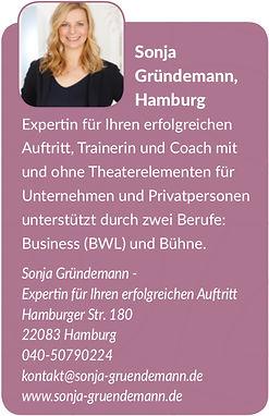 Coach Sonja Gründemann