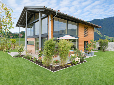 Ökohäuser mit Mehrwertqualität