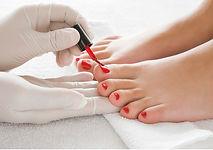 Kosmetische Fußpflege in Marl
