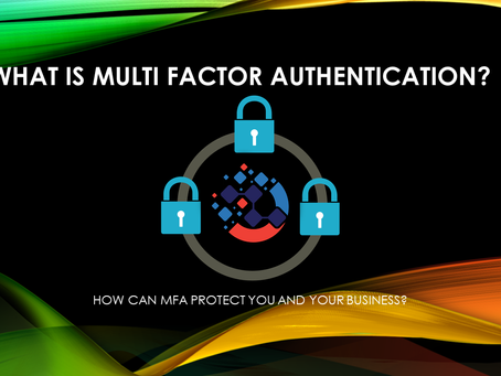 🛡️👮🔐MULTI FACTOR AUTHENTICATION🔐👮🛡️