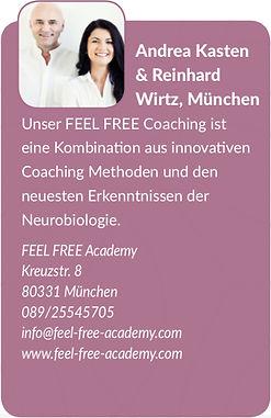 Coach Andrea Kasten & Reinhard Wirtz