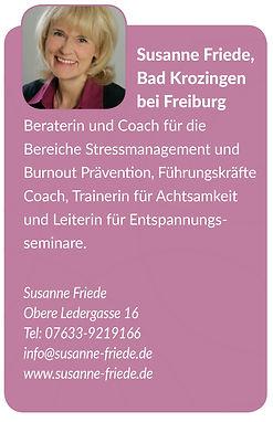 Coach Susanne Friede