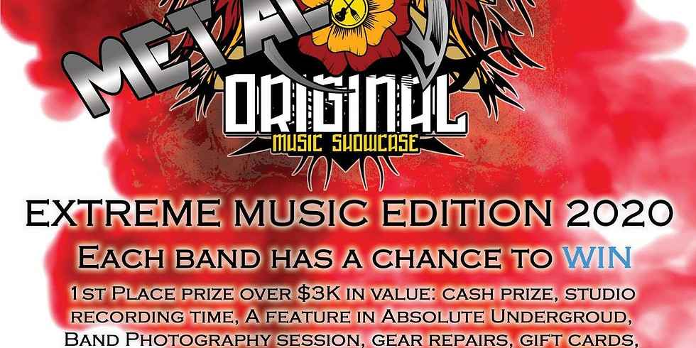 Metal Original Music Showcase