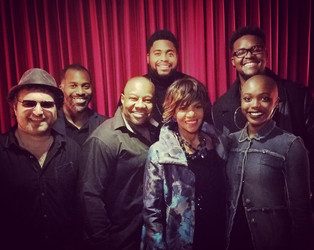 Tony P hits with Melba Moore!