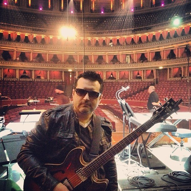 Tony P at the Royal Albert Hall!