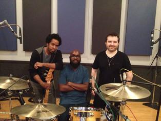 Tony P back in the studio!!!
