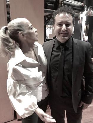 Tony P hits with Patti Austin!!!
