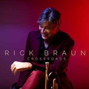 Tony P records with Rick Braun !!