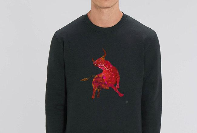 Basic Sweatshirt - Redbull