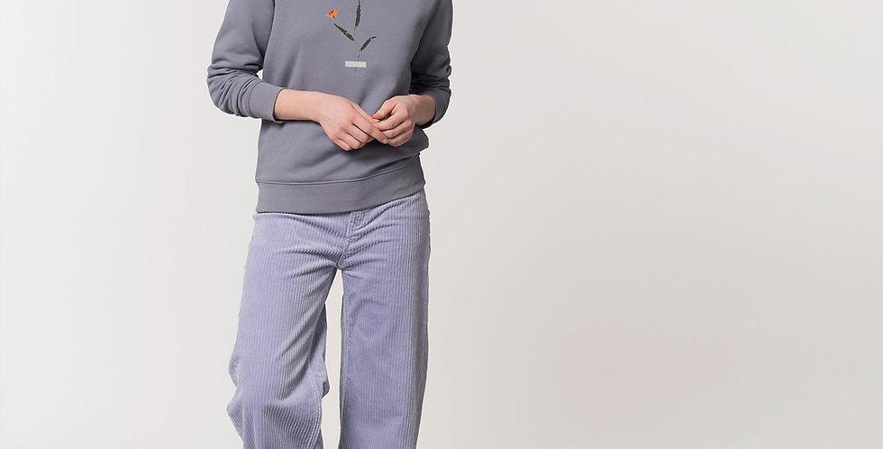 Flauschiges Sweatshirt - Souvenir