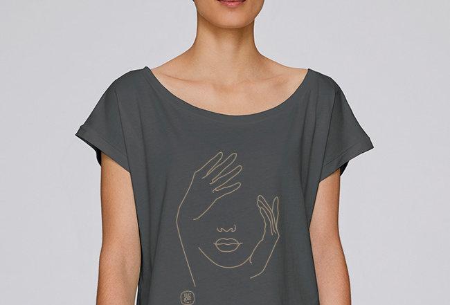 Oversize T-Shirt  - Face