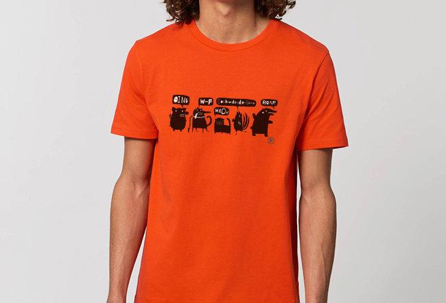 T-Shirt - Animals