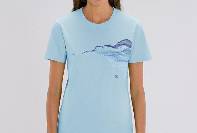Boyfriend T-Shirt- Welle