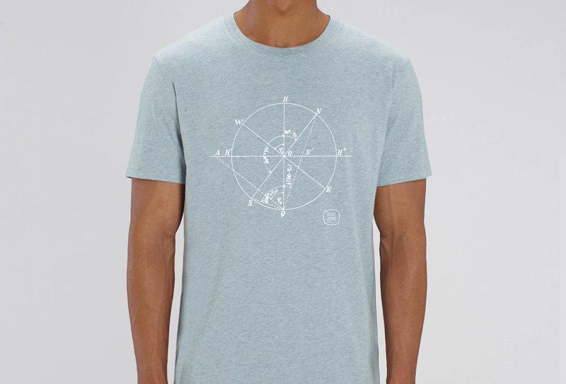T-Shirt - Koordinaten