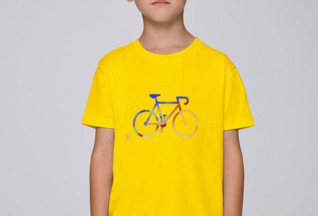 Jungen T-Shirt - Race