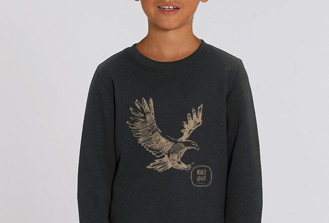 Jungs Sweatshirt - Eagle