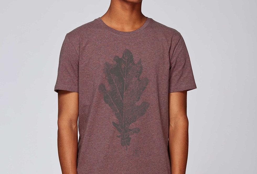 Basic T-Shirt - Eichblatt