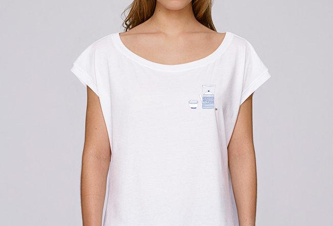 Händler Oversize T-Shirt  - Teegedeck