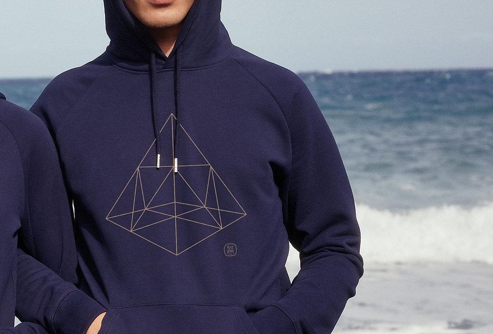 Händler Unisex Hoodie- Pyramide