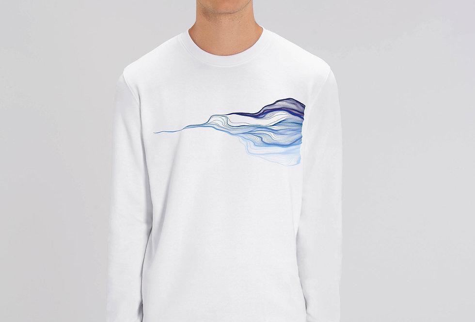 Sweatshirt - Innen flauschig - WELLE