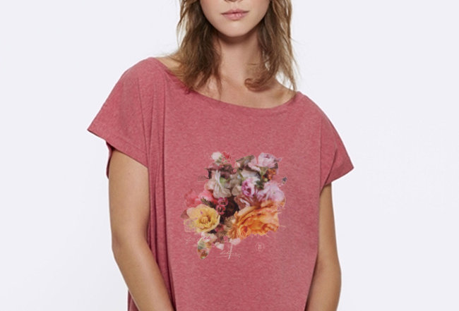 Boho T-Shirt  - BLOSSOM