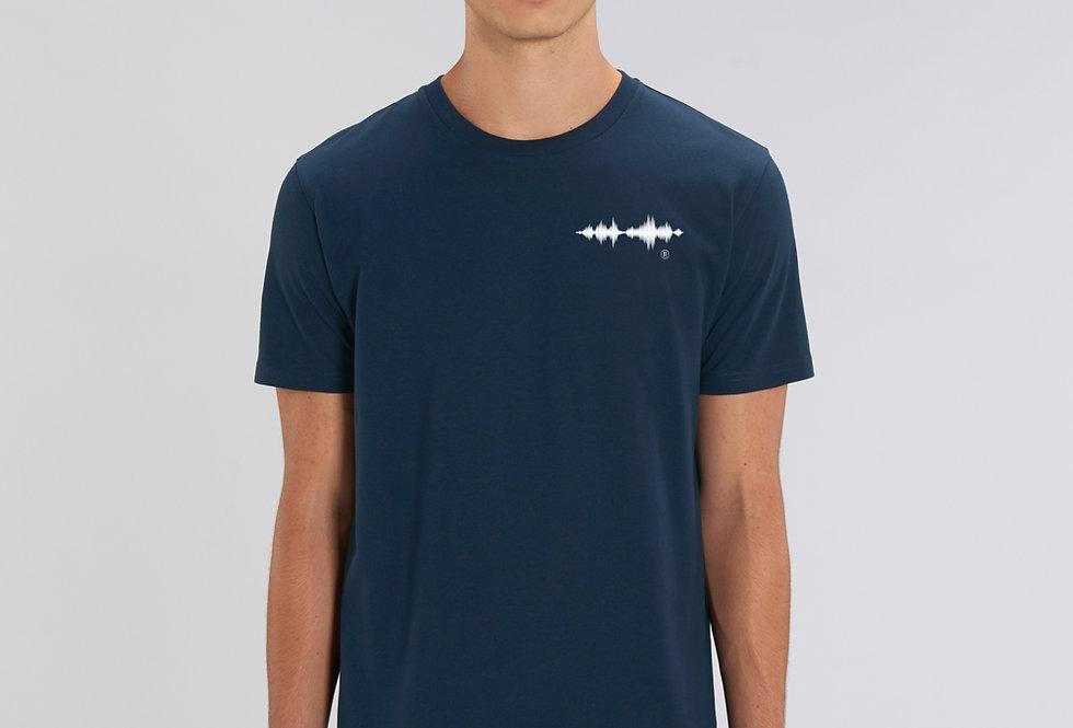Basic T-Shirt - Wellenlänge