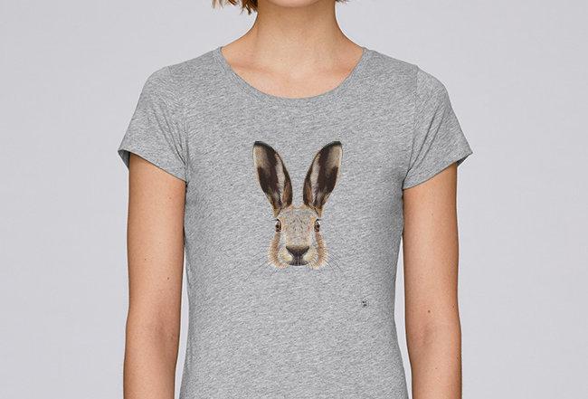 Basic T-Shirt- Hase