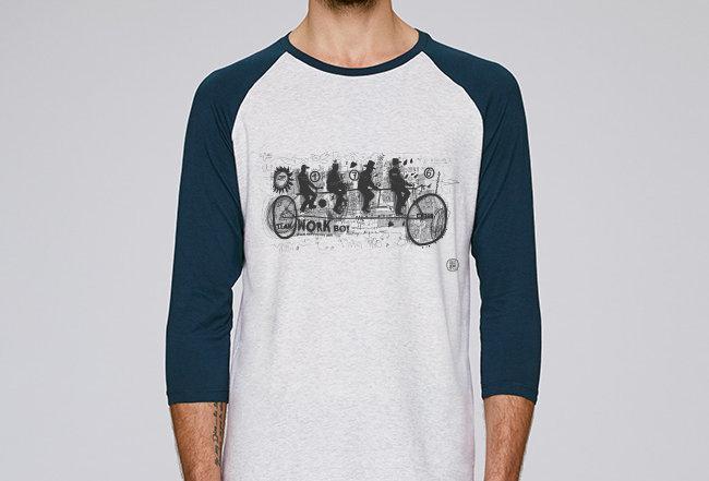 Baseball Shirt- Workboys