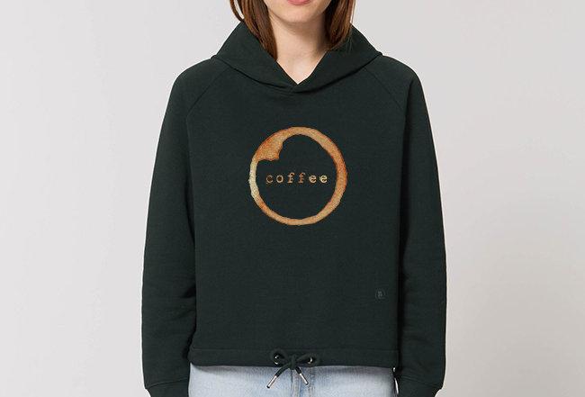 Modernstyle Hoodie- Coffee