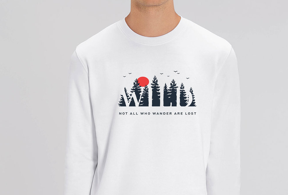 Basic Sweatshirt - Wild